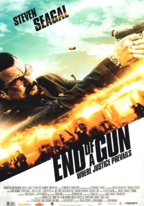 End of a Gun - Movie Poster (thumbnail)