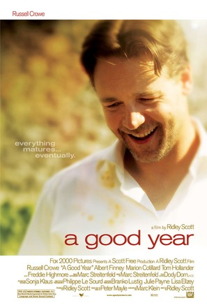 A Good Year - Movie Poster (thumbnail)