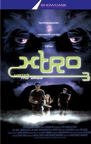 Xtro 3: Watch the Skies - Movie Poster (thumbnail)