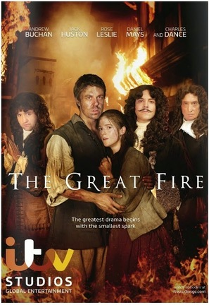 """""""The Great Fire"""" - British Movie Poster (thumbnail)"""