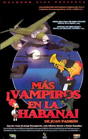 Más vampiros en La Habana - Mexican poster (thumbnail)