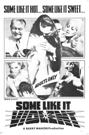Some Like It Violent - Movie Poster (thumbnail)