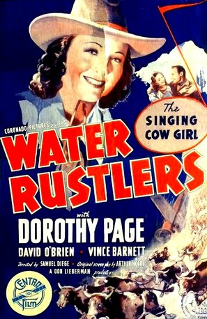 Water Rustlers - Movie Poster (thumbnail)