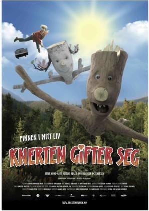 Knerten gifter seg - Norwegian Movie Poster (thumbnail)