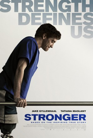 Stronger - Movie Poster (thumbnail)