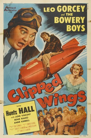 Clipped Wings - Movie Poster (thumbnail)