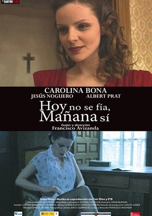 Hoy no se fía, mañana sí - Spanish Movie Poster (thumbnail)