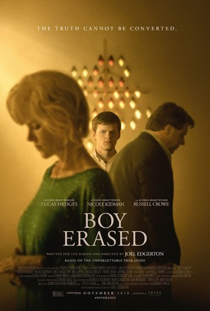 Boy Erased - Movie Poster (thumbnail)