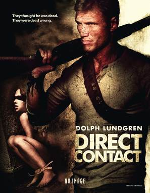 Direct Contact - DVD cover (thumbnail)
