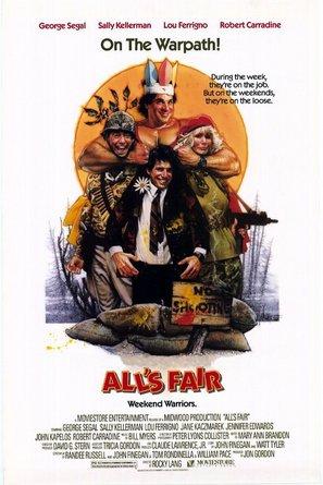 All's Fair - Movie Poster (thumbnail)