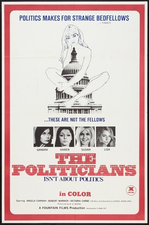 The Politicians - Movie Poster (thumbnail)