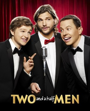 """Two and a Half Men"" - Movie Poster (thumbnail)"