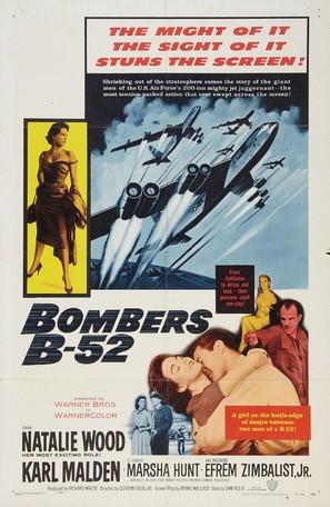 Bombers B-52 - Movie Poster (thumbnail)