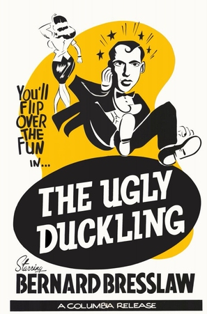 The Ugly Duckling - British Movie Poster (thumbnail)