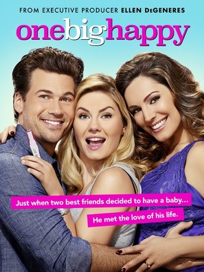 """""""One Big Happy"""" - Movie Poster (thumbnail)"""