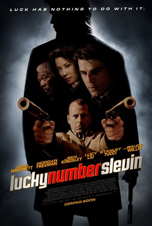 Lucky Number Slevin - Movie Poster (thumbnail)