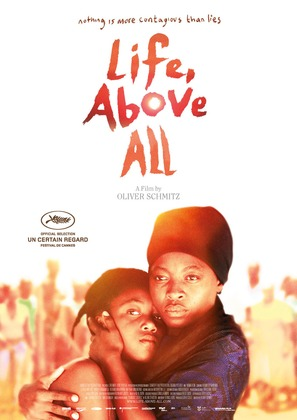 Life, Above All - British Movie Poster (thumbnail)