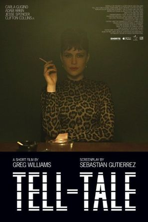 Tell-Tale - Movie Poster (thumbnail)