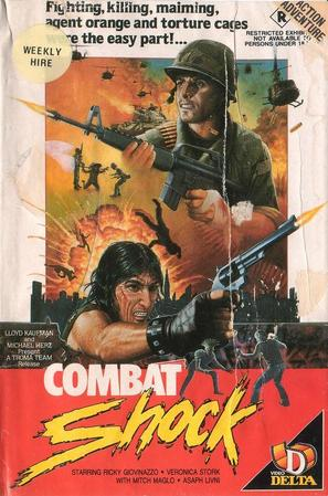 Combat Shock - Movie Cover (thumbnail)