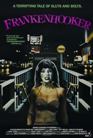 Frankenhooker - Movie Poster (thumbnail)