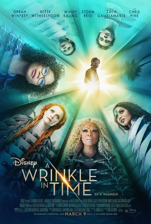 A Wrinkle in Time - Movie Poster (thumbnail)