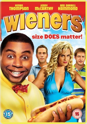 Wieners - British DVD movie cover (thumbnail)