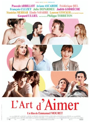 L'art d'aimer - French Movie Poster (thumbnail)