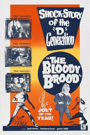 The Bloody Brood - Movie Poster (thumbnail)