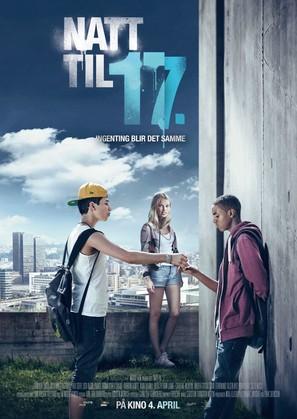 Natt til 17. - Norwegian Movie Poster (thumbnail)