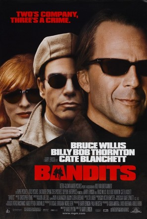 Bandits - Movie Poster (thumbnail)