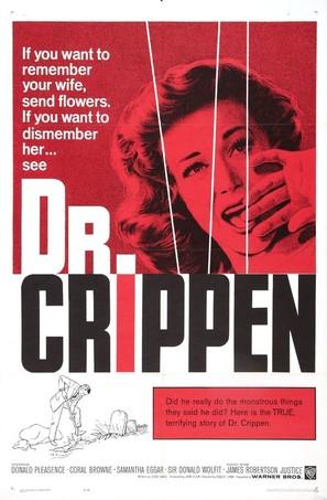 Dr. Crippen - Movie Poster (thumbnail)