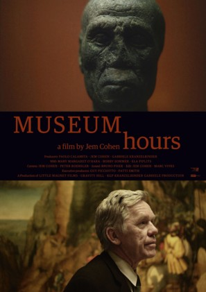 Museum Hours - Movie Poster (thumbnail)