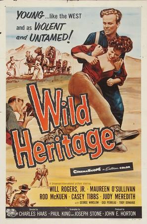 Wild Heritage - Movie Poster (thumbnail)