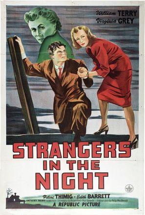 Strangers in the Night - Movie Poster (thumbnail)