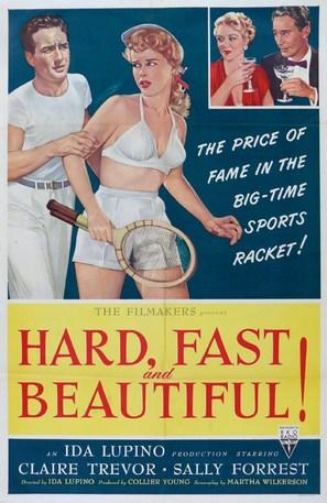 Hard, Fast and Beautiful - Movie Poster (thumbnail)