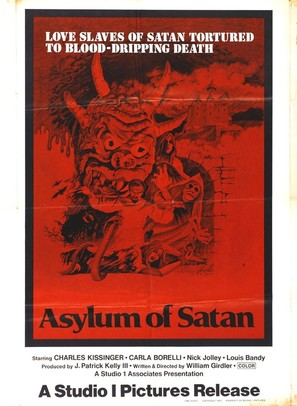 Asylum of Satan - Movie Poster (thumbnail)