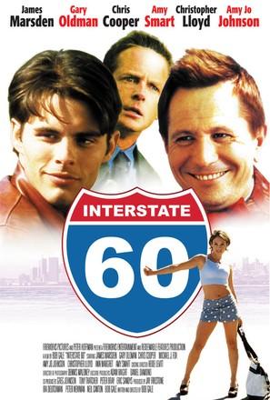 Interstate 60 - Movie Poster (thumbnail)