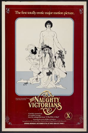 The Naughty Victorians - Movie Poster (thumbnail)