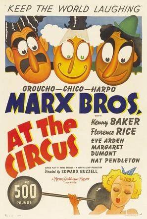 At the Circus - Movie Poster (thumbnail)