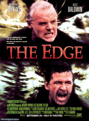 The Edge - Movie Poster (thumbnail)