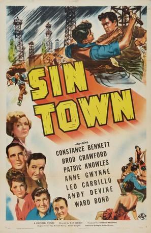 Sin Town - Movie Poster (thumbnail)