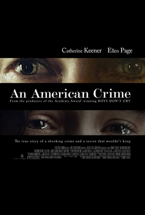 An American Crime - Movie Poster (thumbnail)