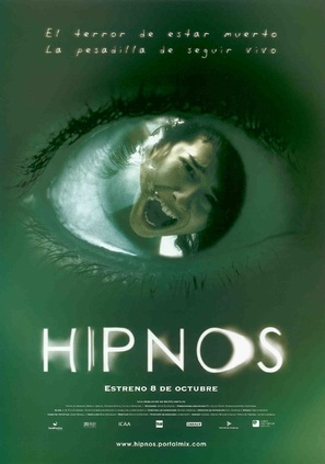 Hipnos - Spanish Movie Poster (thumbnail)