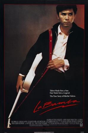 La Bamba - Movie Poster (thumbnail)
