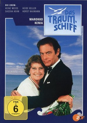 """Das Traumschiff"" - German DVD cover (thumbnail)"