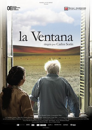 La ventana - Spanish Movie Poster (thumbnail)