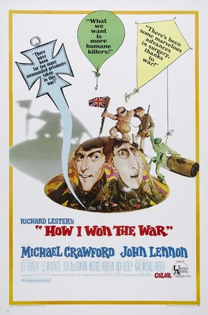 How I Won the War - Movie Poster (thumbnail)
