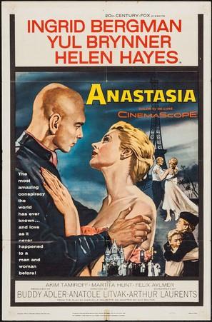 Anastasia - Movie Poster (thumbnail)