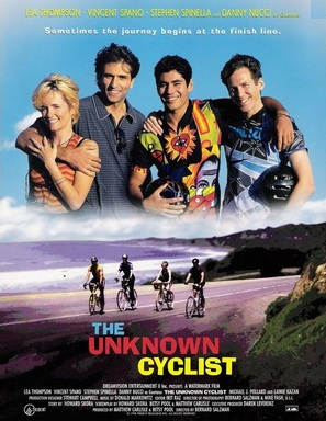The Unknown Cyclist - Movie Poster (thumbnail)
