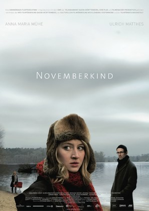 Novemberkind - German Movie Poster (thumbnail)